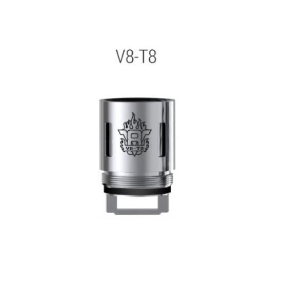 SMOK V8 T8 0.15 Ohm Coils