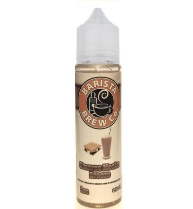 S'mores Mocha Breeze Barista Brew E-Liquid Shortfill 50ml