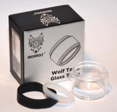 Snowwolf Wolf Tank 6ml Bulb Glass