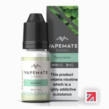 Spearmint e-Liquid Vapemate