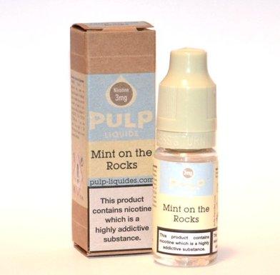 Spearmint Menthol (Mint on the Rocks) e-Liquid by Pulp