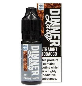Straight Tobacco American Blend (Felon 11) Dinner Lady E-Liquid