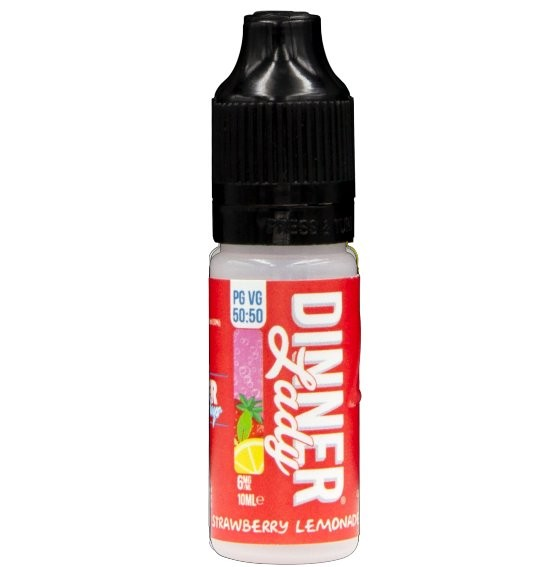Strawberry Lemonade (Strawberry Bikini) e-Liquid by Dinner Lady 50% VG