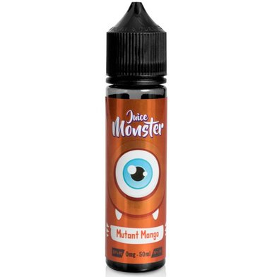 Mutant Mango Juice Monster E-Liquid 50ml Shortfill