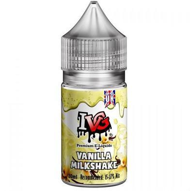 Vanilla Milkshake IVG DIY E-Liquid Concentrate
