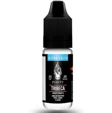 Tobacco Vanilla Caramel (Tribeca) Nic Salt Purity e-Liquid