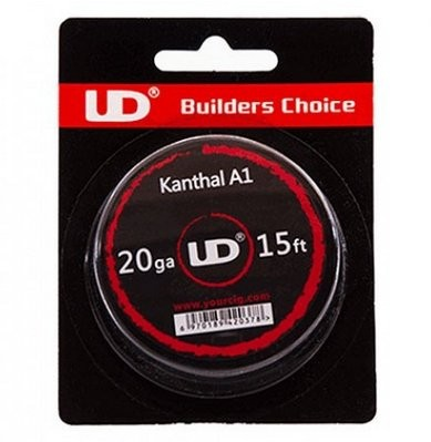 UD Kanthal A1 20G Wire 15ft