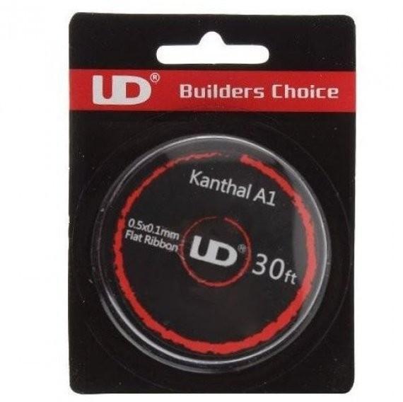 UD Kanthal Flat Ribbon 0.5 Ohm 30ft