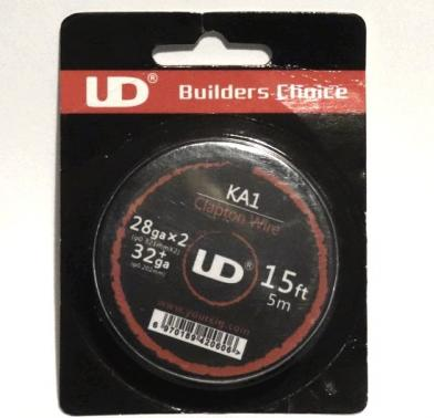 UD Kanthal Parallel Clapton Wire 15ft