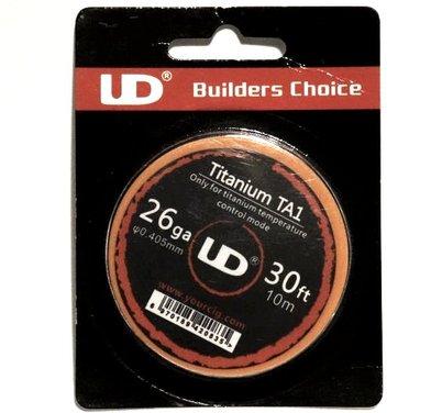 UD TA1 Titanium Wire 26G 30ft