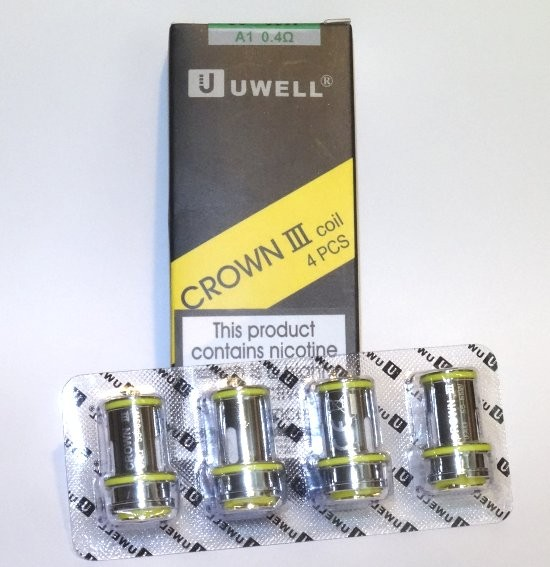 Uwell Crown 3 0.4 Ohm Coils