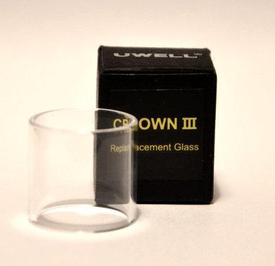 Uwell Crown 3 5ml Extension Glass