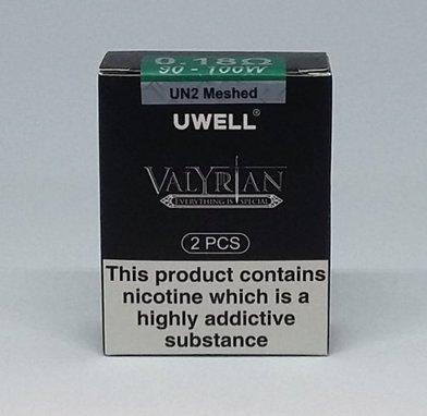 Uwell Valyrian 0.18 Ohm UN2 Mesh Coils