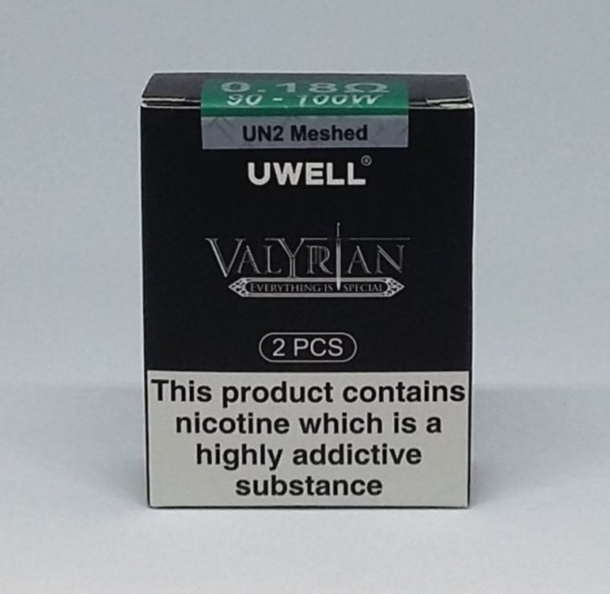 Uwell Valyrian UN2 Mesh Coils 0 18 Ohm | Electronic