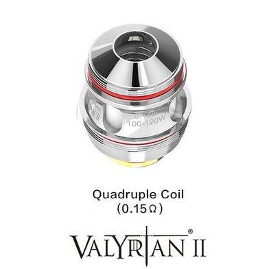 Uwell Valyrian II 0.15 Ohm Quad Coils