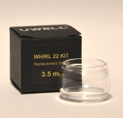 Uwell Whirl 22 3.5ml Extension Glass