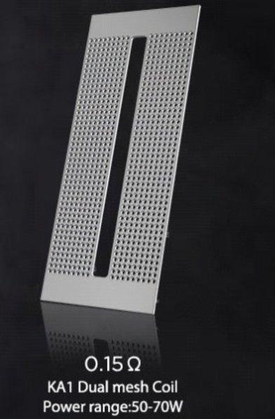 Vandy Vape Kylin Dual Mesh A1 0.15 Ohm Coils