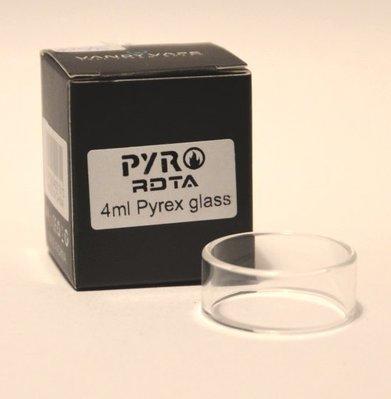 Vandy Vape Pyro 2ml Glass Tube