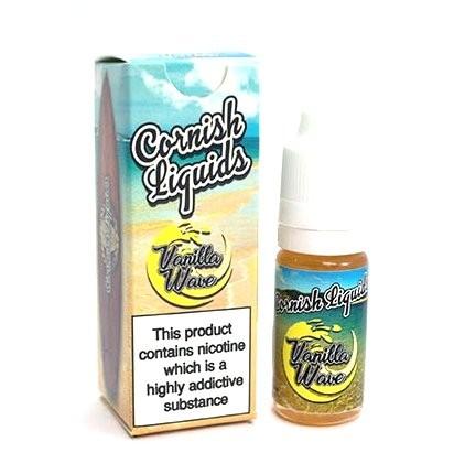 Vanilla Custard (Vanilla Wave) e-Liquid by Cornish