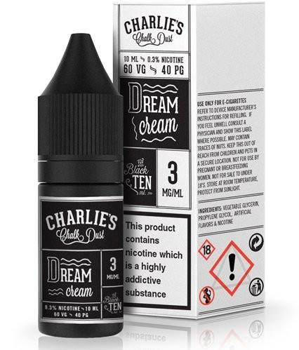 Vanilla Fudge Cinnamon (Dream Cream) e-Liquid by Charlie's Chalk Dust