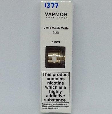 Vapmor V-Tank VMO Mesh Coils 0.2 Ohm