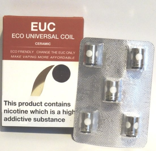 Vaporesso Euc Ceramic Coils 0 3 Ohm Electronic Cigarette Co