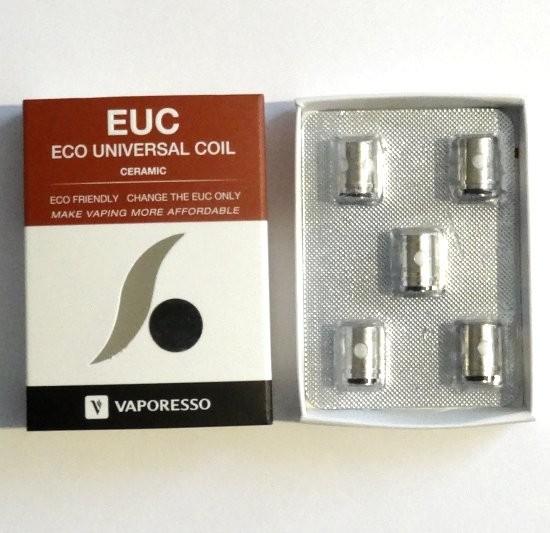 Vaporesso EUC Ceramic 0.6 Ohm Coils