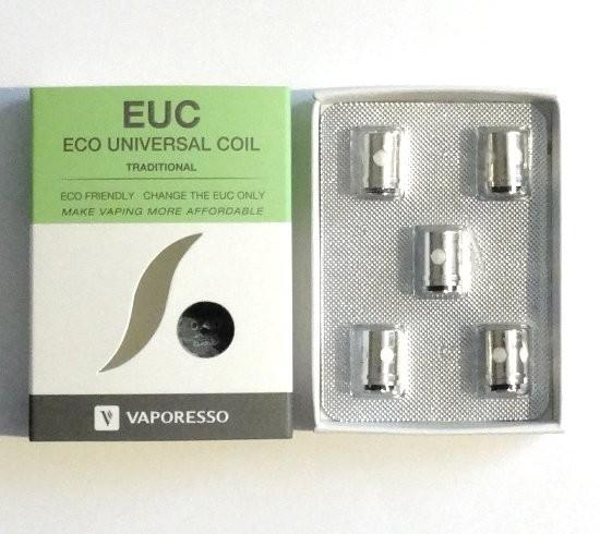 Vaporesso EUC Clapton 0.4 Ohm Coils