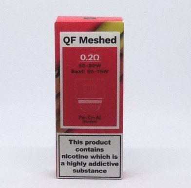 Vaporesso SKRR QF Mesh 0.2 Ohm Coils