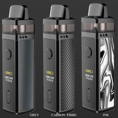 Voopoo Vinci Mod Pod Kit 1500mAh (10ml e-liquid included)
